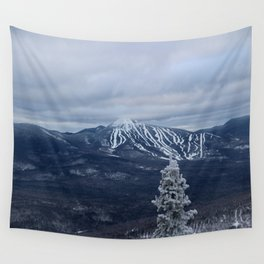 Winter Overlooking Sugarloaf Wall Tapestry