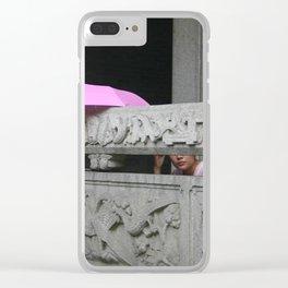 China Girl Guangzhou-Canton Clear iPhone Case