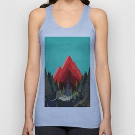 Cool Land Unisex Tank Top