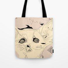sandfox Tote Bag