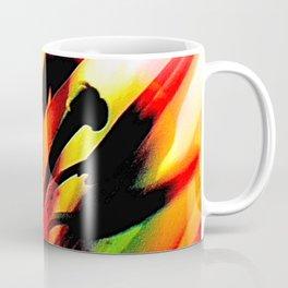 Abstract Of The Lily Coffee Mug