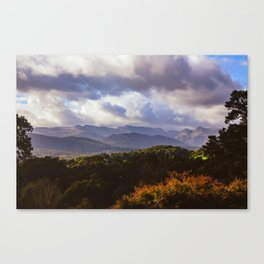 Windermere Hills - Landscape Photography Canvas Print