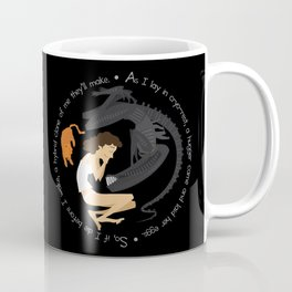 Ripley, the Alien and Jonesy Coffee Mug