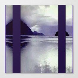 River View VI Canvas Print