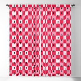 Marching Ants Blackout Curtain