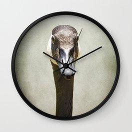 The Sentry Wall Clock