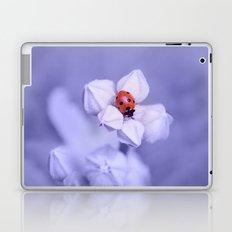 blue dream ~ sleeping ladybug Laptop & iPad Skin
