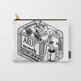 Arup WeWork West Project Patch Carry-All Pouch