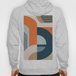 Abstract Composition 941 Hoody