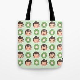 I'm having your baby! Harry Styles Kiwi Tote Bag