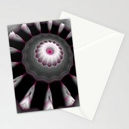 Random 3D No. 202 Stationery Cards