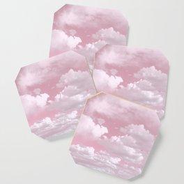 Clouds in a Pink Sky Coaster