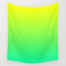 Sour Candy Gradient Wall Tapestry