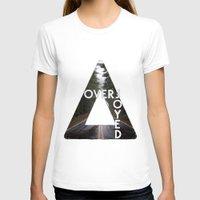 bastille T-shirts featuring Bastille - Overjoyed by Thafrayer