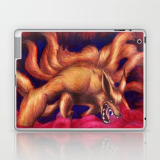 Kurama - Nine Tailed Fox Laptop & iPad Skin