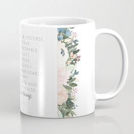 Dwell Richly Coffee Mug