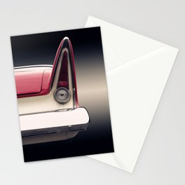 US American classic car 1957 Savoy Stationery Cards