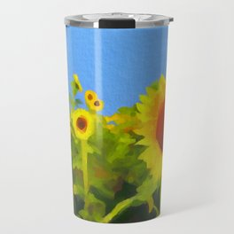 Sunny Fields Travel Mug