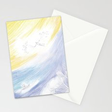 Que sera sera Stationery Cards