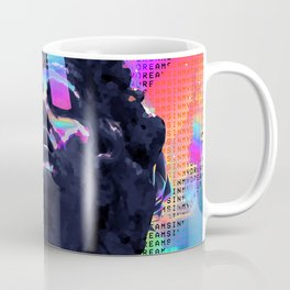 Dreamy statue Coffee Mug