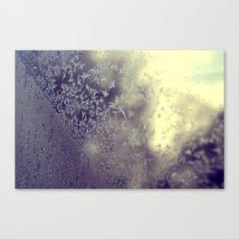 Vintage frost Canvas Print