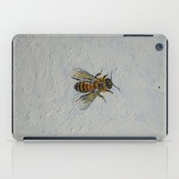 bee iPad Cases featuring Bee by Michael Creese
