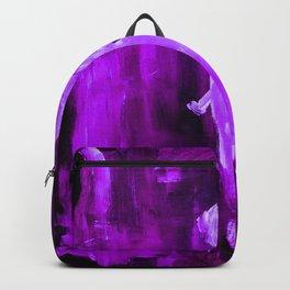 Guardian Angel - Purple Backpack