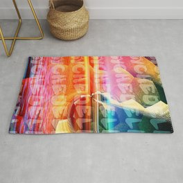 Psychedelic New Rug