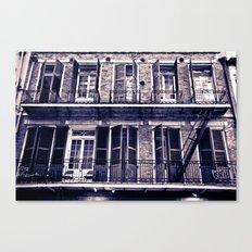 Rue Toulouse Canvas Print