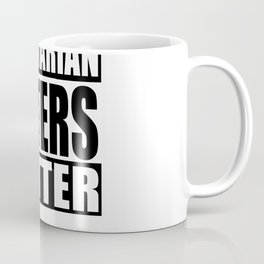 Libertarian Voters Matter Political Shirt Election USA Coffee Mug