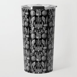 Ernst Haeckel Cirripedia Barnacles Crabs Travel Mug
