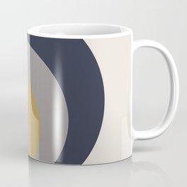 Inverted Circles Coffee Mug