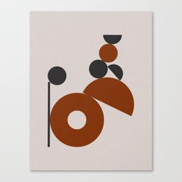Sculpture II Canvas Print