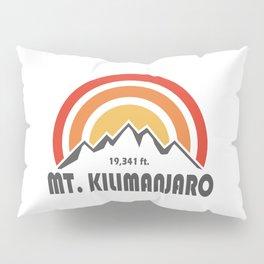 Mt. Kilimanjaro Pillow Sham