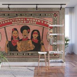 International Women's Day 2020 Wall Mural