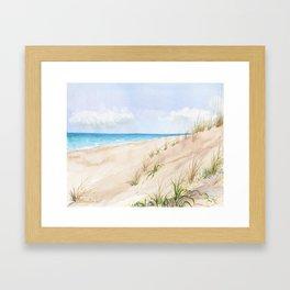 Dunes #2 Framed Art Print