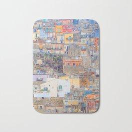 Mediterranean journey-Sicily Bath Mat