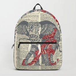 Roll Tide (Alabama Elephant) Backpack