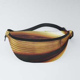 Train Track 2 Fanny Pack