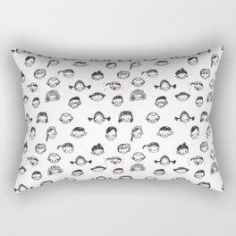 Boys and Girls Rectangular Pillow