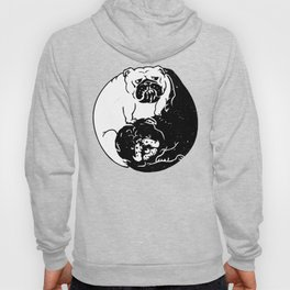 The Tao of English Bulldog Hoody