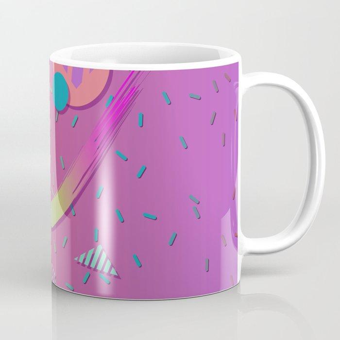 90s Throwback - Vaporwave for the Eyes Coffee Mug