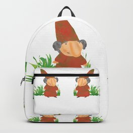 Wilhelmina the Gnome Backpack