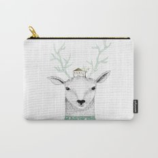 Mr. Deer Carry-All Pouch