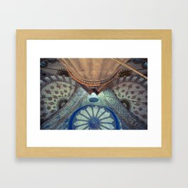 City of the World's Desire Framed Art Print