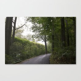 Longwood Gardens Autumn Series 13 Canvas Print