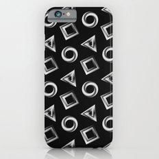 Metallic Shapes iPhone 6s Slim Case
