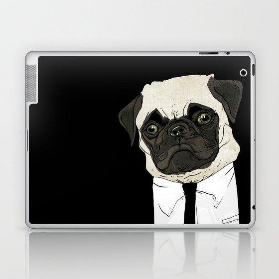 puggetaboutit Laptop & iPad Skin