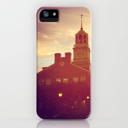 Samford iPhone Case
