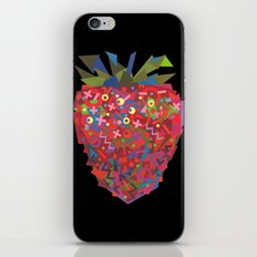 Strawberry (Fraise) iPhone & iPod Skin